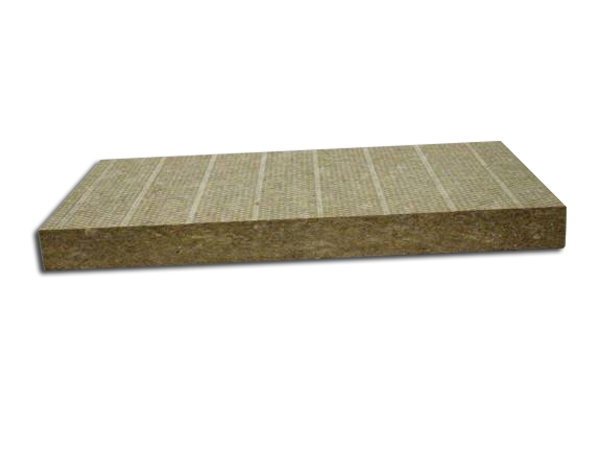 Hard rock wool board