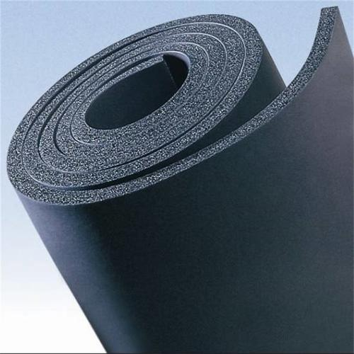 Grade B1 rubber and plastic board
